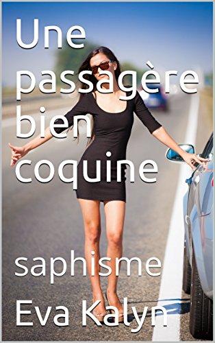 Une passagère bien coquine: saphisme
