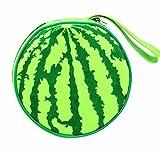 Nasis neue PU Leder Wassermelon Auto CD Tasche CD DVD