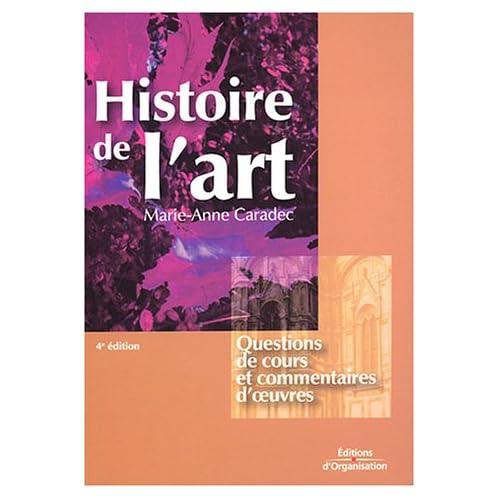 Histoire de l'art : Questions de cours et Commentaires d'oeuvres