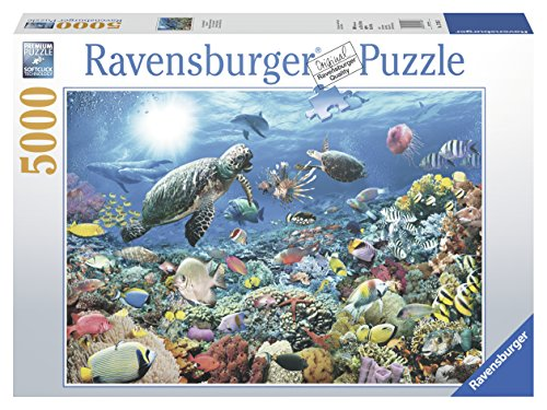 Ravensburger Italy 17426 - Puzzle in Cartone Mondo...