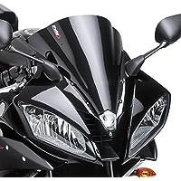 Racingscheibe Puig Yamaha R6 06-07 tief schwarz Verkleidungsscheibe