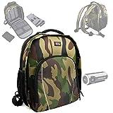 Best ION Hd Cams - Duragadget Sac à Dos Camouflage Compartiments de Rangement Review