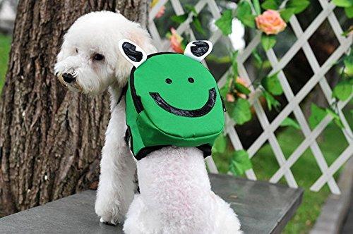 Mochila rana para tu mascota llevara su agua, sus chuches sus toallitas y bolsas... y tambien tus cosas novedad en tiendas de mascotas peluqueria canina veterinario de OPEN BUY