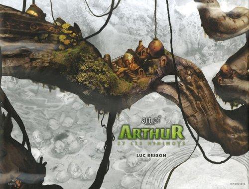 Art of Arthur et les Minimoys