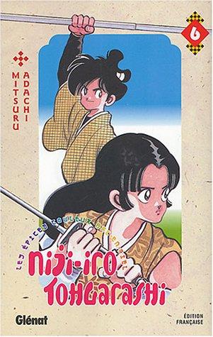 Niji-Iro Tohgarashi Vol.6