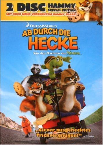 Ab durch die Hecke (Special Edition, 2 DVDs)