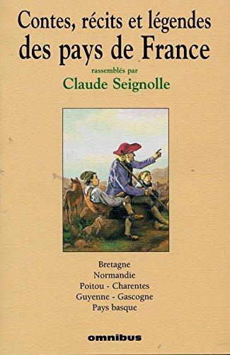 Contes, récits et légendes de des pays de France - Tome 1 (01)