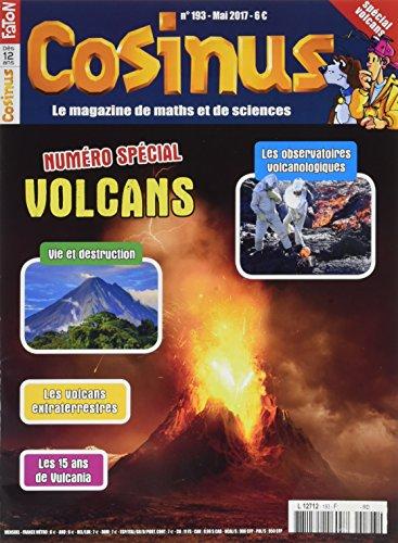 Cosinus N 193 Special Volcans Mai 2017 par Collectif