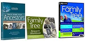 Create your own Family Tree Genealogy Suite : Triple Pack (PC)