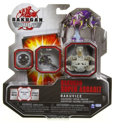 BakuVice (Haos): Bakugan Super Assault - Bakugan Gundalian Invaders Series (CP754)