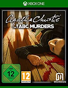 agatha christie the abc murders xbox one. Black Bedroom Furniture Sets. Home Design Ideas