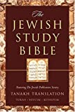 The Jewish Study Bible: Featuring the Jewish Publication Society TANAKH Translation: College Edition (Bible Hebrew)