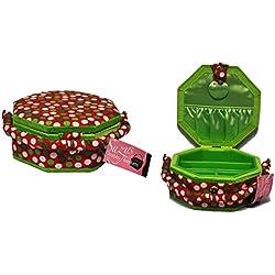 Suzy de hobby cestas, tamaño pequeño), diseño de lunares cesta de costura SB014