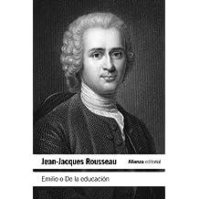 Emilio o De la educación (El Libro De Bolsillo - Humanidades)