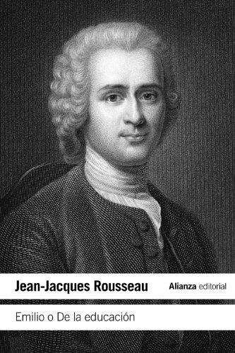 Emilio o De la educación (El Libro De Bolsillo - Humanidades) por Jean-Jacques Rousseau