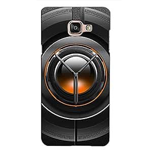 PrintVisa Designer Back Case Cover for Samsung Galaxy On Max (Vintage Lens Pic)