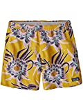 Patagonia W 'S Baggies Shorts, Damen XS Gelb (cereus flower rugby yellow)
