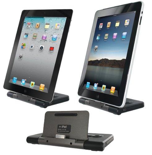 eKit - Estación de carga para iPad y iPad 2 (plegable)