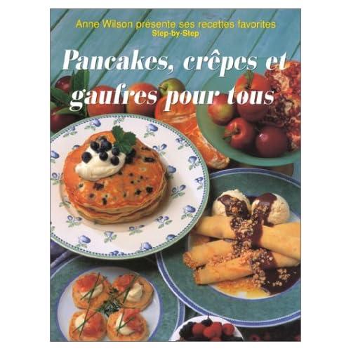Pancakes, crêpes et gaufres pour tous