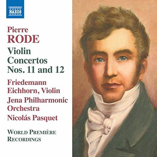 Concertos pour Violon n°11 et 12