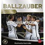 DFB Sammelkartenkalender - Kalender 2017