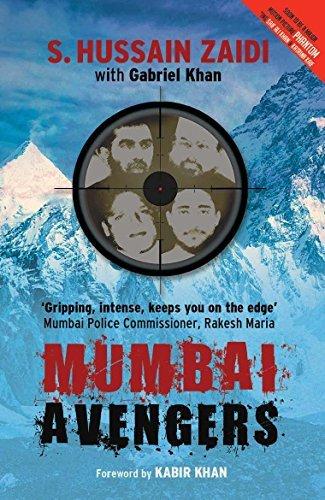 Mumbai Avengers by S. Hussain Zaidi (2015-02-20)