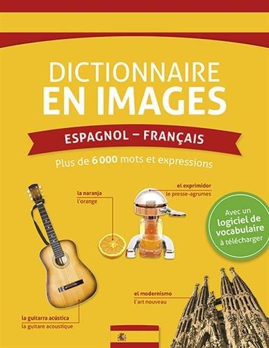 Dictionnaire en images Espagnol-Français par Collectif