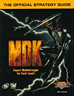 Mdk: The Official Strategy Guide de Prima Games