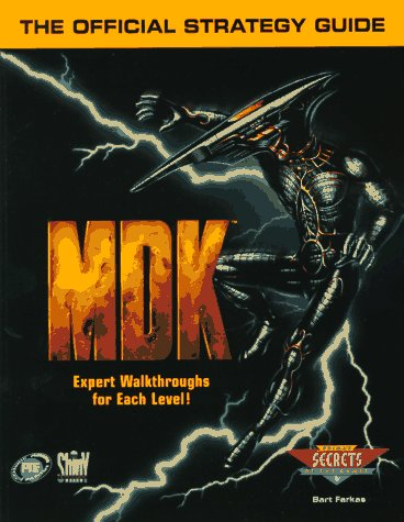 Mdk: The Official Strategy Guide