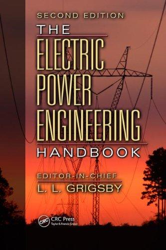 The Electric Power Engineering Handbook, Five Volume Set, Second Edition (Electrical Engineering Handbook)