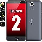 Ulefone Be Touch 2 - Smartphone 4G LTE / Écran 5.5 pouces 1080p / Android 5.1 / CPU 64Bits 1.7GHz / 16Go de mémoire / Noir**