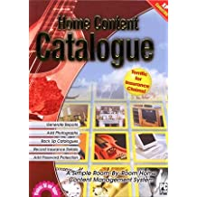 Home Content Catalogue - Home Inventory Database