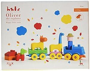 Learn and Play Aprende y Juega Oliver El Explorador de Puzzle (29 Piezas)