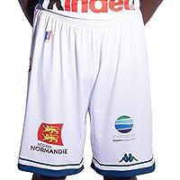 Rouen Metropole Basket Kindahome1 Short de Basketball Homme