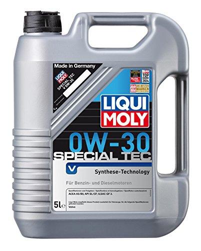 Motoröl Liqui Moly Special Tec V 0W-30, Inhalt: 5 Liter