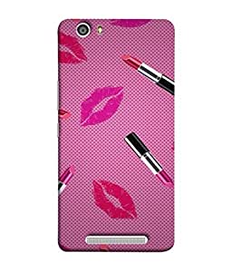 Fuson Designer Back Case Cover for Gionee Marathon M5 lite (Girls College Adult Youngage Youngster Fashion Masti)