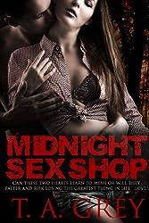 Midnight Sex Shop (English Edition)