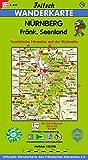 Fritsch Karten, Nr.75, Nürnberg, Fränkisches Seenland (Fritsch Wanderkarten 1:50000, Band 75)