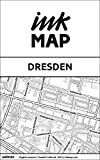 Dresden Inkmap - maps for eReaders, sightseeing, museums, going out, hotels (English)