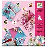 Pliage papier Djeco Origami cocottes à gages loisirs créatifs Enfants 6 à 11 ans