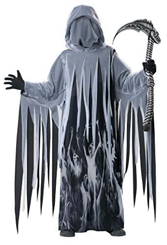 Soul Taker Grim Reaper Costume Child X-Large 12-14