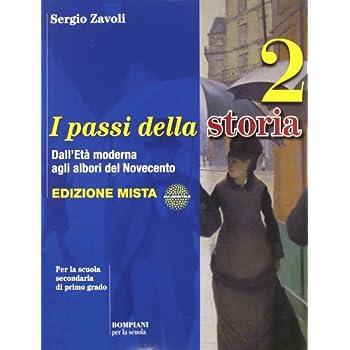 I Passi Della Storia. Per La Scuola Media. Con Espansione Online: 2