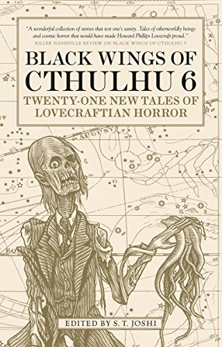 Black Wings of Cthulhu (Volume Six)