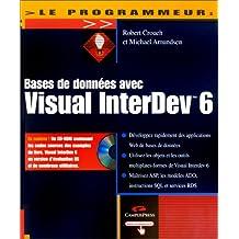 Bases de données avec Visual Interdev 6