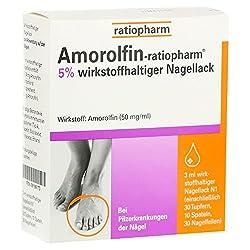 Amorolfin-ratiopharm 5% 3 ml