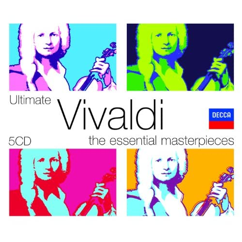 Ultimate Vivaldi (5 CDs) By Various Artists On Amazon
