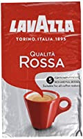 Lavazza Qualita Rossa Coffee 500 g (Pack of 2 X 250g)