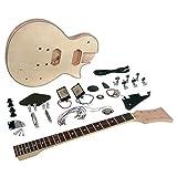 Saga LC-10 DLX Style Single Cut Gitarre Kit