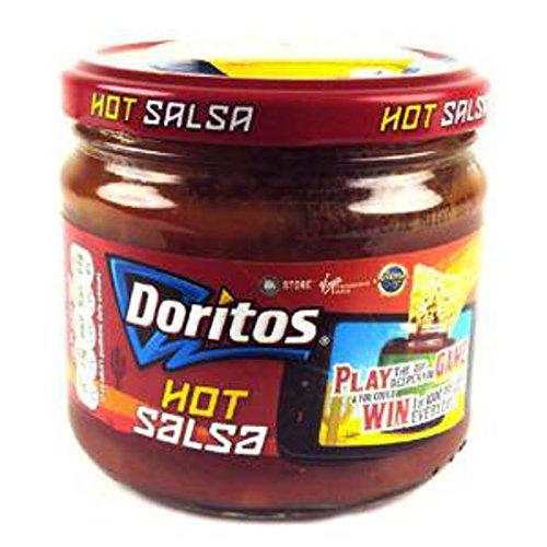 Doritos Dip Sauce - Hot Salsa 300g