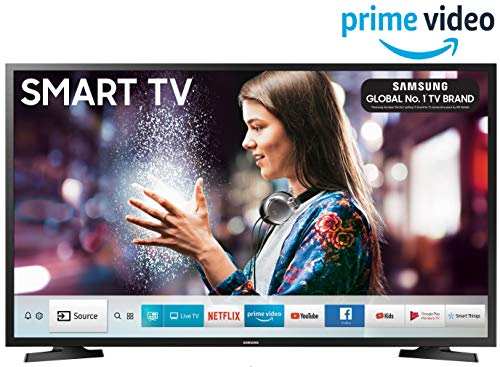 Samsung 80 cm (32 Inches) Series 4 HD Ready LED Smart TV UA32N4310 (Black) (2018 model)